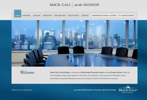Mack Cali on the Hudson by REA