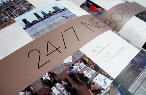 Real Estate Arts produces brochure for the Retail at the World Financial Center NYC