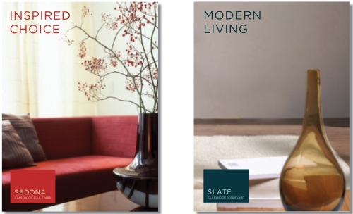 SEDONA & SLATE Advertising created by Real Estate Arts