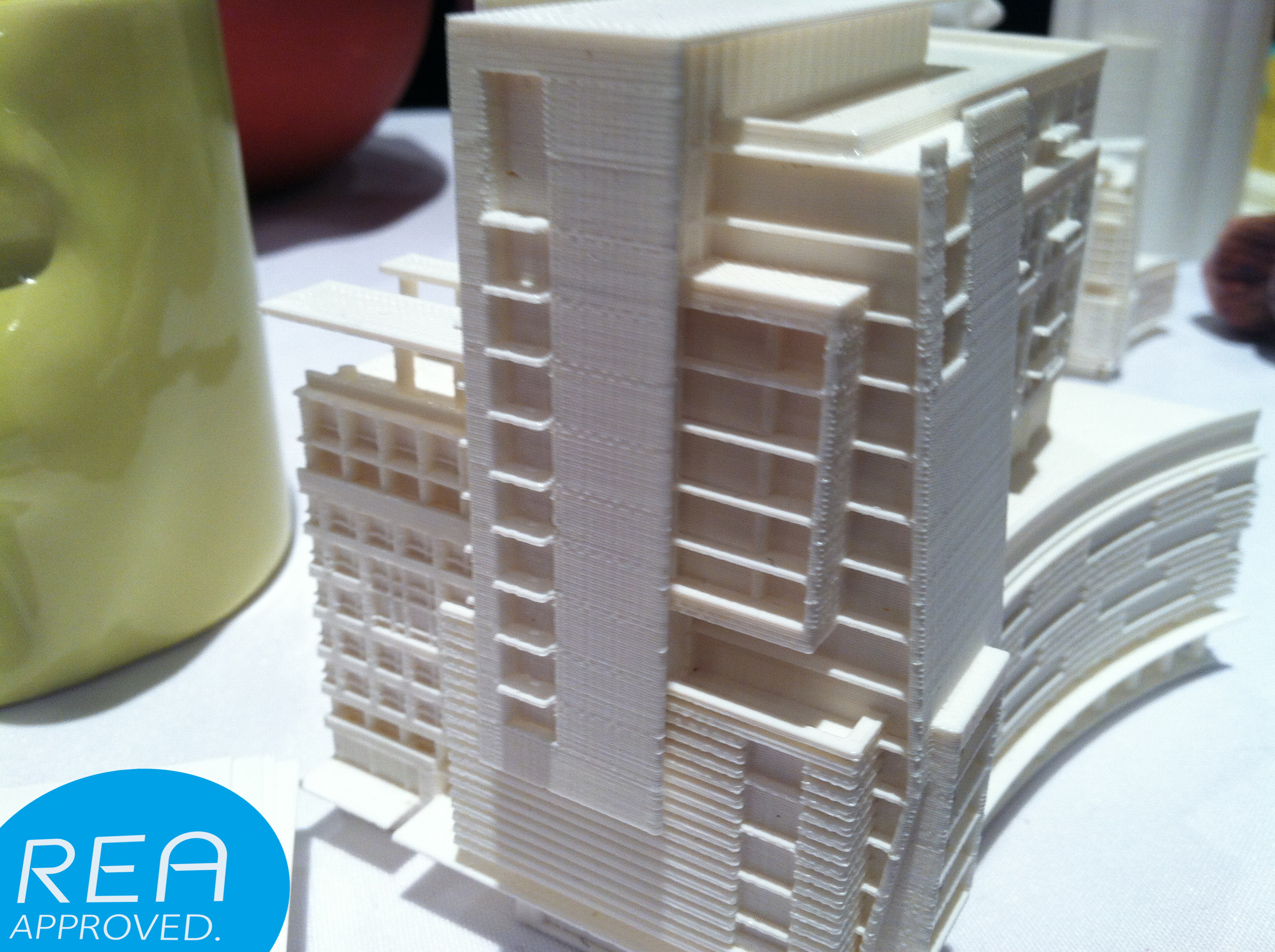 Need a building model there s a 3d printer for that for 3d printed house model
